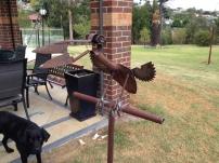 Bird with Attitude: $190
